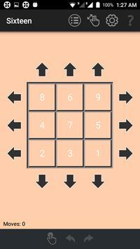 Sixteen: A Geeky Puzzle Game apk screenshot