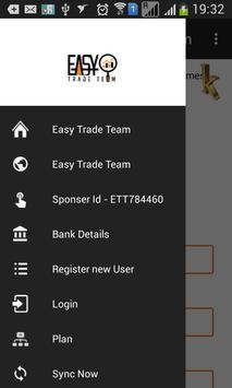 ETT Easy Trade Team poster