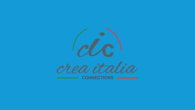 ITALIA CONTIGO© poster