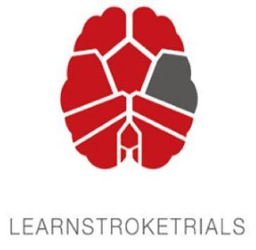 Stroke Trials Encyclopedia poster