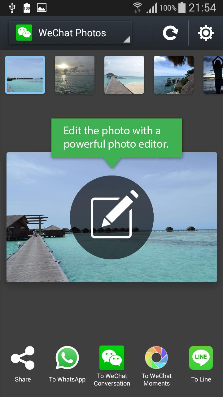 Instant Pic - Photo Editor for Android - APK Download