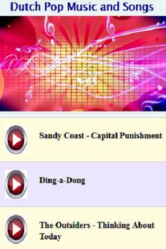 Dutch Pop Music & Songs screenshot 2