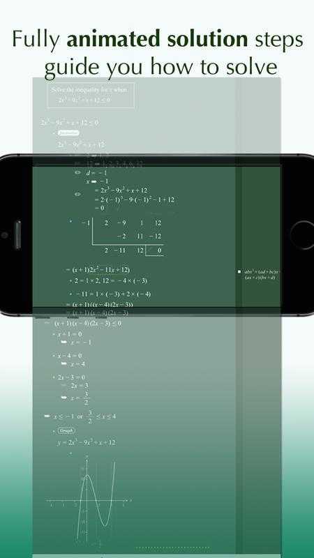FX Algebra Problem Solver APK تحميل - مجاني تعليم تطبيق لأندرويد ...