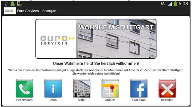 Wohnheim Stuttgart/ES screenshot 3