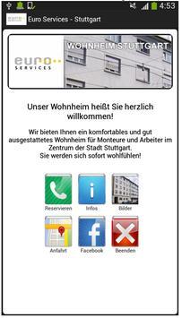 Wohnheim Stuttgart/ES poster