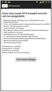 Wohnheim Stuttgart/ES screenshot 2