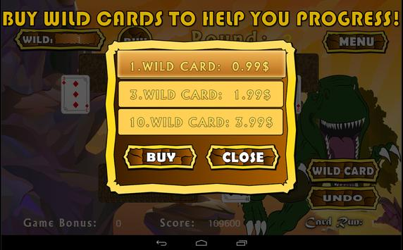 Three Peaks Pyramid Solitaire screenshot 4