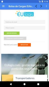 Bolsa de Cargas EUlogis.com poster