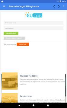 Bolsa de Cargas EUlogis.com screenshot 10