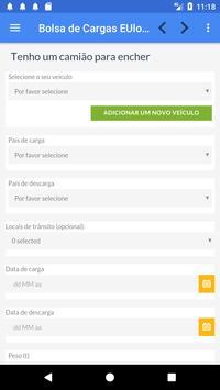 Bolsa de Cargas EUlogis.com screenshot 3