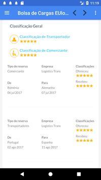 Bolsa de Cargas EUlogis.com screenshot 7