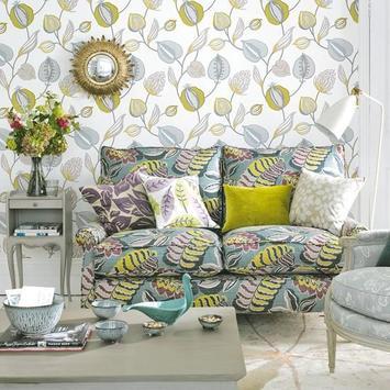 Living Room Decorating Ides poster