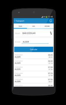 E-USTHB screenshot 3