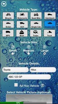 Valet-V User screenshot 1
