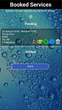 Valet-V User screenshot 5