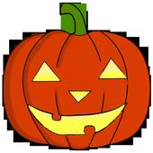 Halloween Pumpkin shooter icon
