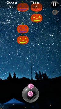 Halloween Pumpkin shooter poster