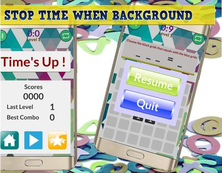 Math Puzzle - Math Puzzle For Your Brain apk screenshot