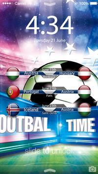 Euro 2016 Austria Screen Lock poster