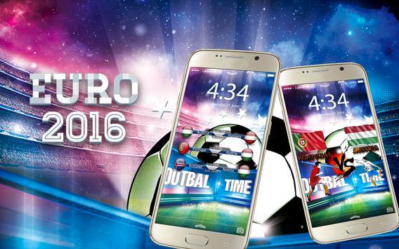 Euro 2016 Austria Screen Lock apk screenshot