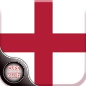 Euro 2016 England ScreenLock icon