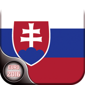 Euro 2016 Slovakia Screen Lock icon