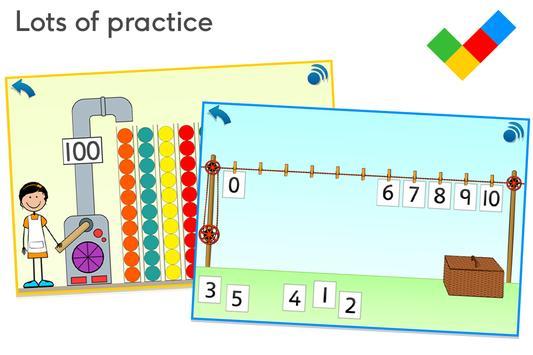 Math, age 4-6 apk screenshot