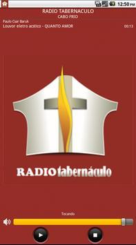 RADIO TABERNACULO CABO FRIO poster