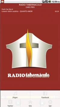 RADIO TABERNACULO CABO FRIO screenshot 1