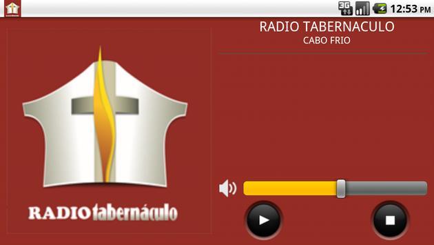 RADIO TABERNACULO CABO FRIO screenshot 2