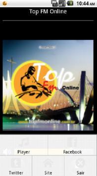 Top FM Online apk screenshot