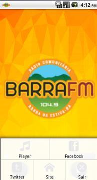 Rádio Barra FM poster