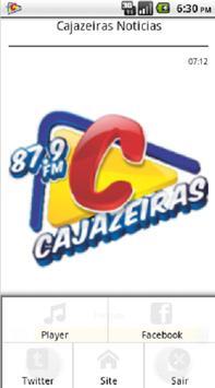 Cajazeiras FM screenshot 1