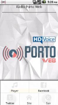 Rádio Porto Web screenshot 1