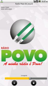 Radio Povo de Jequié poster