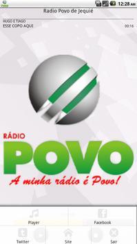 Radio Povo de Jequié screenshot 1