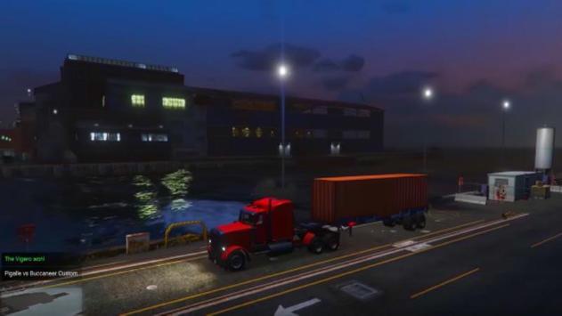 Euro Driving : Monster Truck screenshot 1