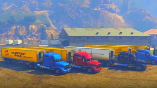 Euro Driving : Monster Truck screenshot 2