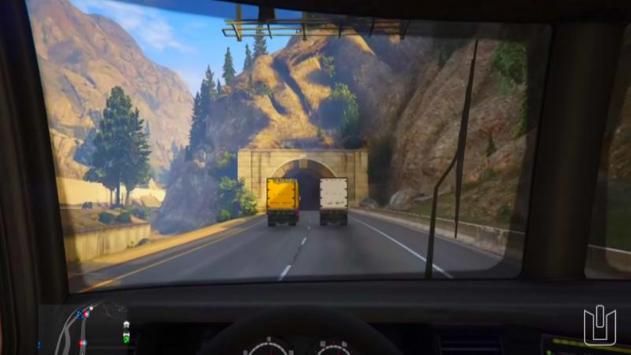 Euro Driving : Monster Truck screenshot 3