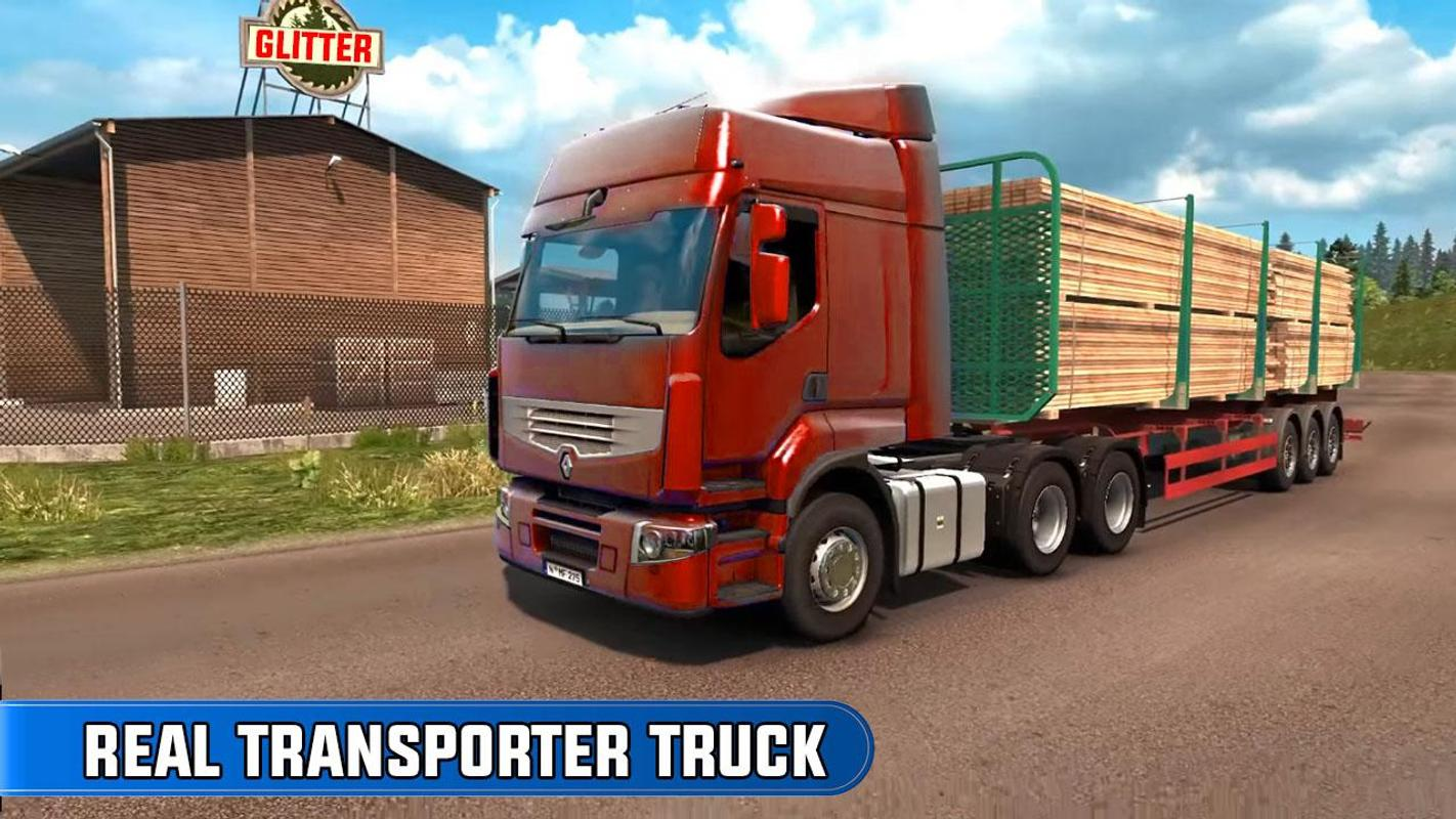 Euro Truck Offroad Cargo Truck Driver For Android Apk Download