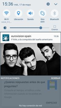 eurovision-spain apk screenshot