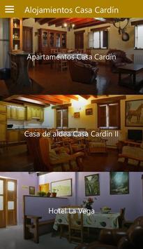 Alojamientos Casa Cardín apk screenshot