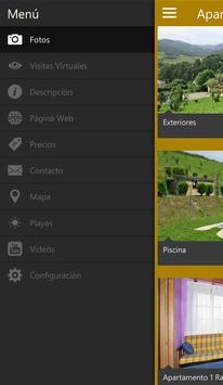 Apartamentos rurales Casa Ron apk screenshot