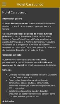 Hotel Casa Junco screenshot 2