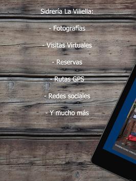 Sidrería La Viliella screenshot 10