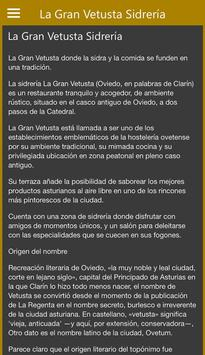 La Gran Vetusta Sidrería apk screenshot