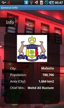Malacca Travel Guide (Melaka) apk screenshot