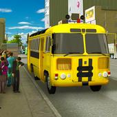Euro Bus Simulation Game 2016 icon