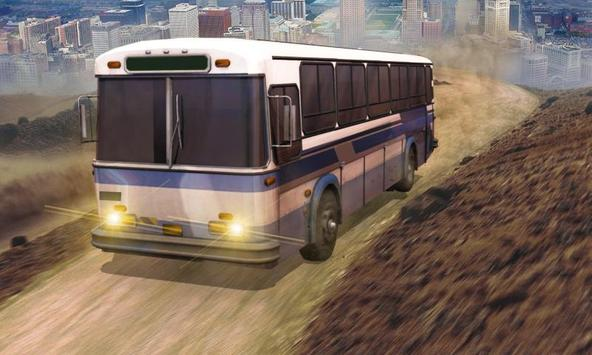 Euro Bus Simulation Game 2016 poster
