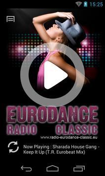 Radio Eurodance Classic Cartaz